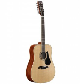 Alvarez Alvarez AD60-12 Dreadnought 12 string Acoustic