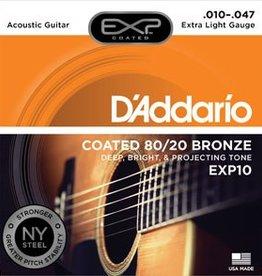 D'addario D'addario EXP10 80/20 XL
