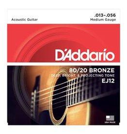 D'addario D'addario EJ12 80/20 Med