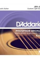 D'addario D'Addario EJ26 PBr Cst/Lt