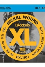 D'addario D'Addario EXL110+ 10.5/48