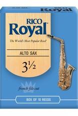 D'addario Rico Royal A. Sax 3.5