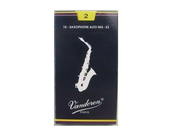 Vandoren Vandoren Alto Sax 2 Box