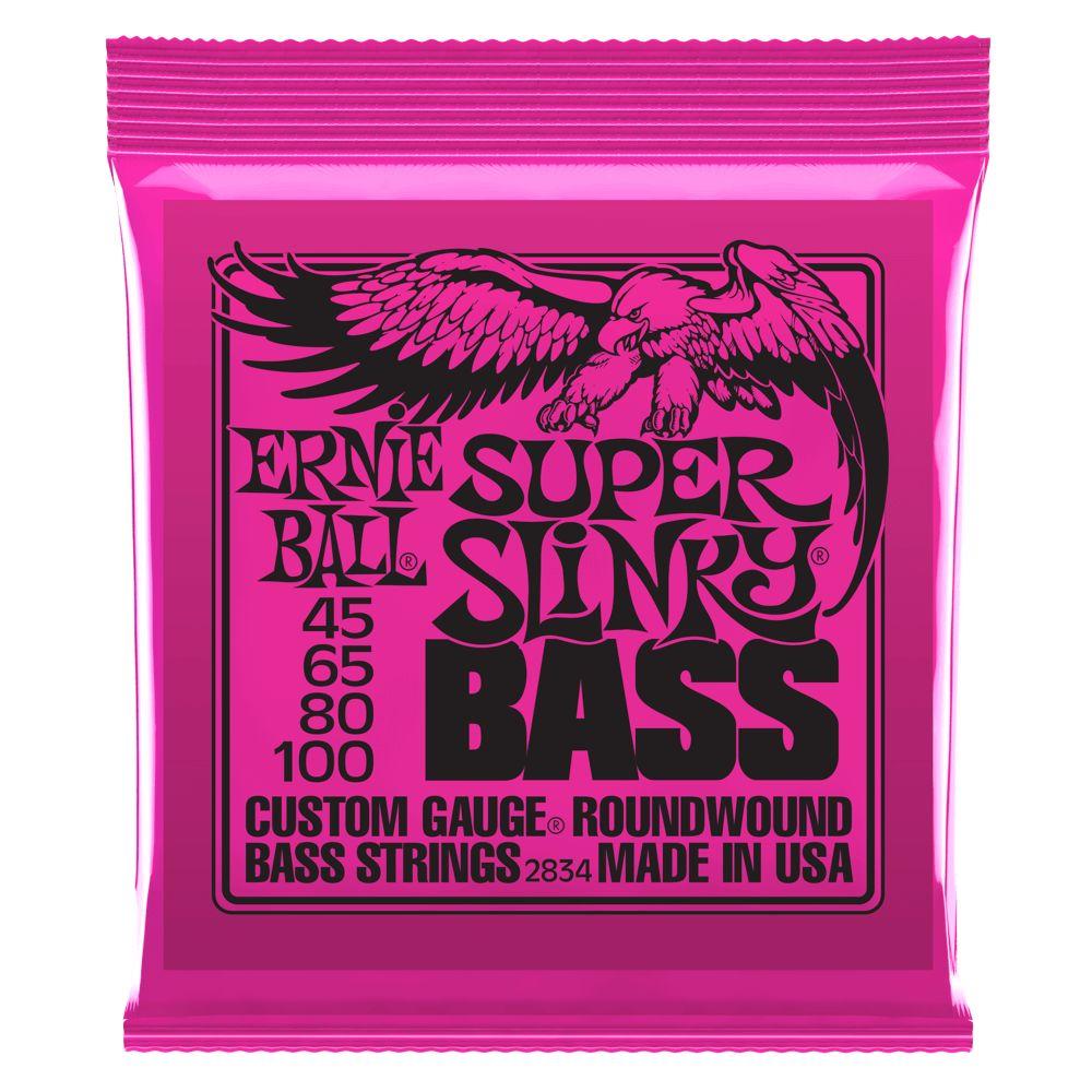 Ernie Ball Ernie Ball Bass Super Slinky