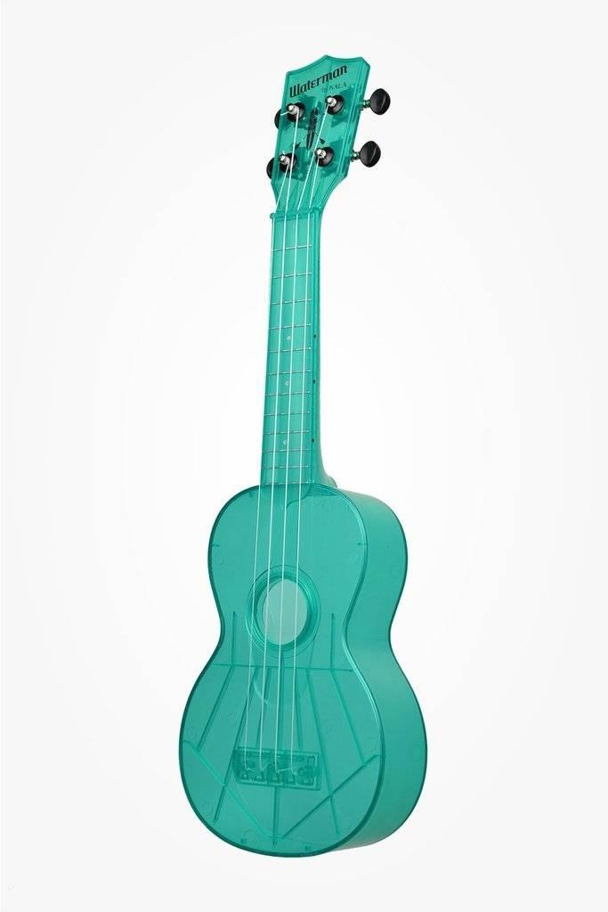 Kala Waterman Flourescent Blue