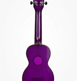 Kala Waterman Fluorescent Grape Ukulele