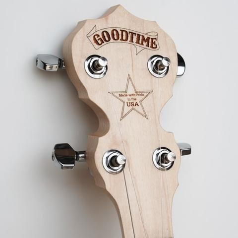 Deering Deering Goodtime Two Banjo w/ resonator