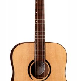 luna Luna WABI SABI Dreadnought Solid Top Acoustic