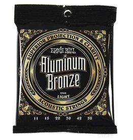 Ernie Ball Ernie Ball Alum. Bronze Light