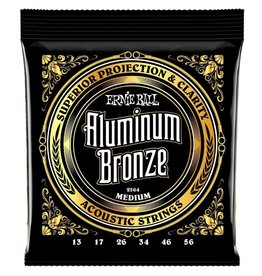Ernie Ball Ernie Ball Alum. Bronze Medium