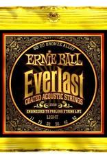Ernie Ball Ernie Ball Everlast Acoustic Light