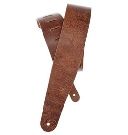 D'addario PW Blasted Leather Brown