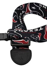Houston Texans Guitar Strap