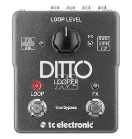 TC Electronic TC Ditto Looper X2 Pedal