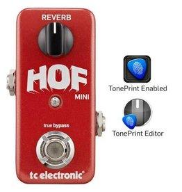 TC Electronic TC Hall of Fame Mini Reverb