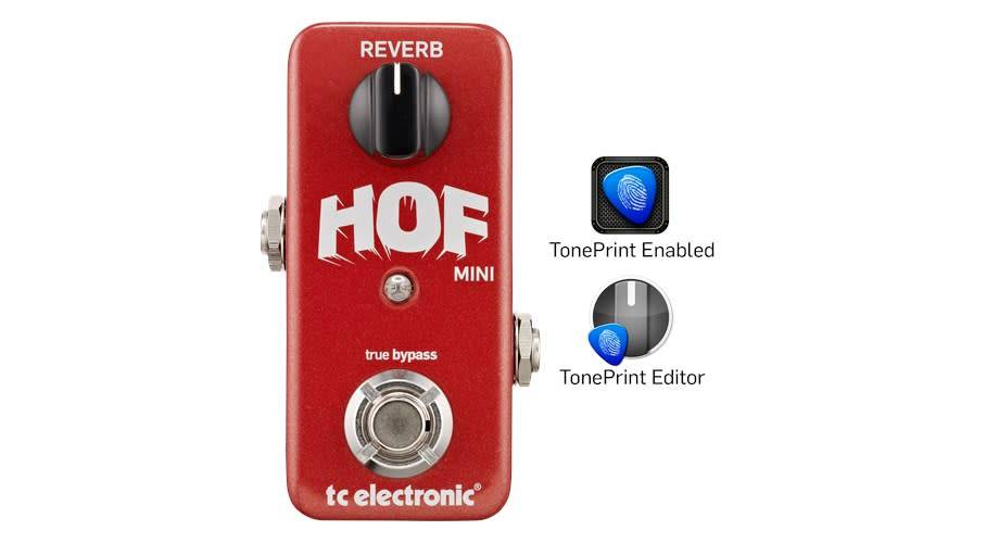 TC Electronic TC Hall of Fame Mini Reverb