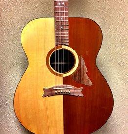 Custom Hewett Jumbo J-5 Guitar 1998