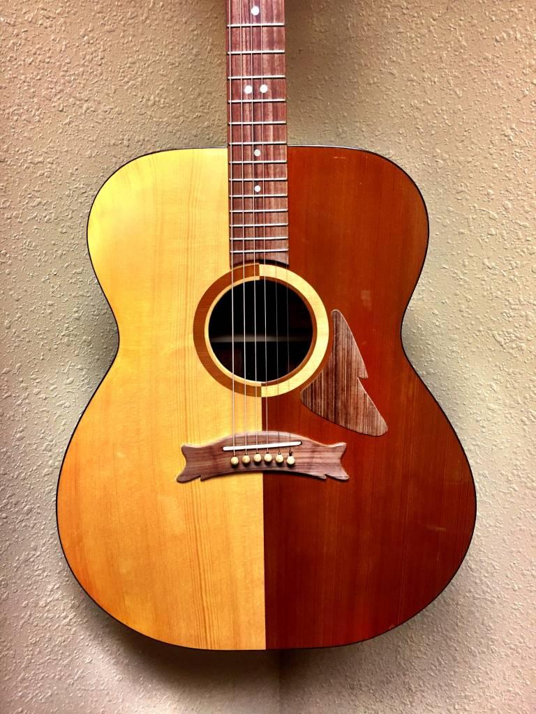 Hewett Custom Hewett Jumbo Guitar 1998