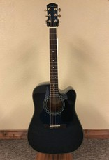 USED Fender DG-22CE Acoustic/Electric