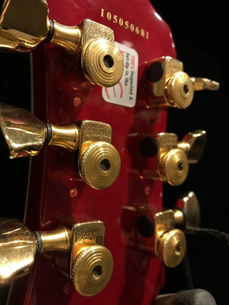 USED Epiphone Les Paul Custom 2005