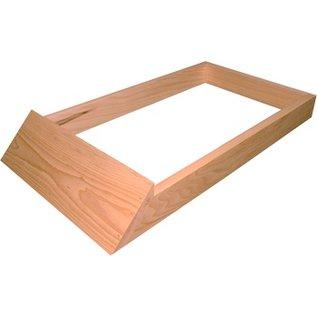 10-Frame Cypress Hive Stand/Landing Board, Unassembled