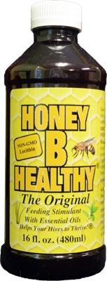 Honey-B-Healthy, 16 oz.