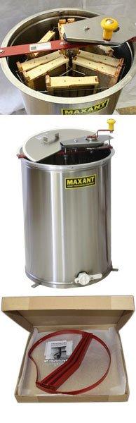 Maxant 9-Frame Hand-Crank Extractor