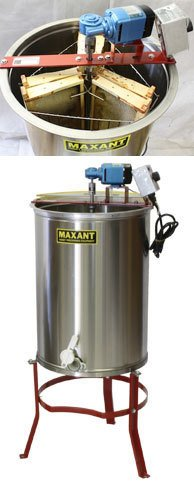 Maxant 9-Frame Powered Extractor