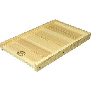 8-Frame Solid Cypress Bottom Board