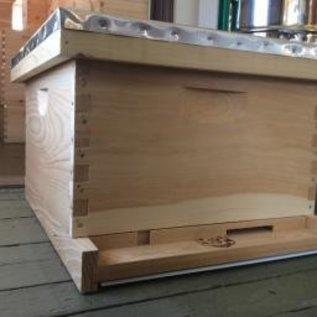 Deep Hive Kit, 10-Frame, Unassembled, Complete