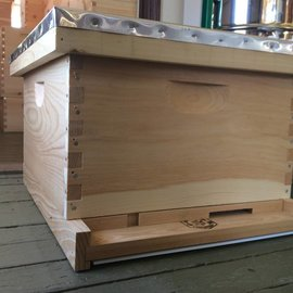 Deep Hive Kit, 10-Frame, Assembled, Complete