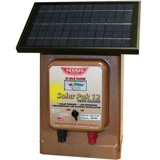 Magnum Solar-Pak 12, 12 Volt Solar Fence Charger