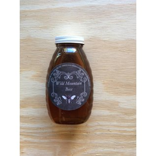 Wild Mountain Bees Honey Queenline 1 lb