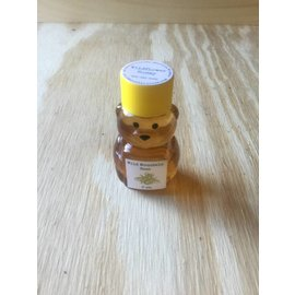 Wild Mountain Bees Honey Mini Bear, 2 oz.