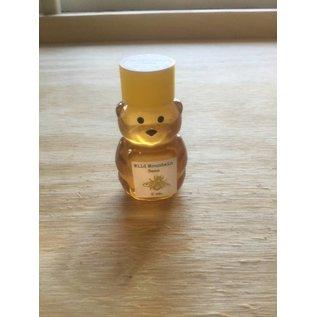 Wild Mountain Bees Honey Mini Bear, 2 oz.