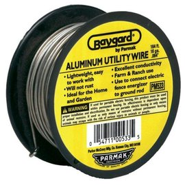 Electric Fence Wire, Aluminum 16 Gauge, 50m/164ft