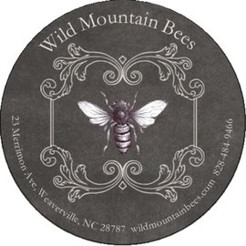 Wild Mountain Bees Bumper Sticker