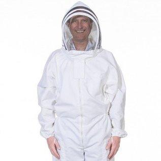 Full Suit w/ Fencing Veil