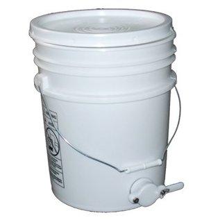 Bottling Bucket w/ Gate