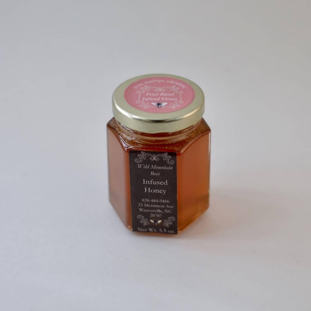 Petal Blend Infused Honey