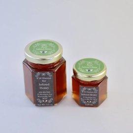 Basil Infused Honey