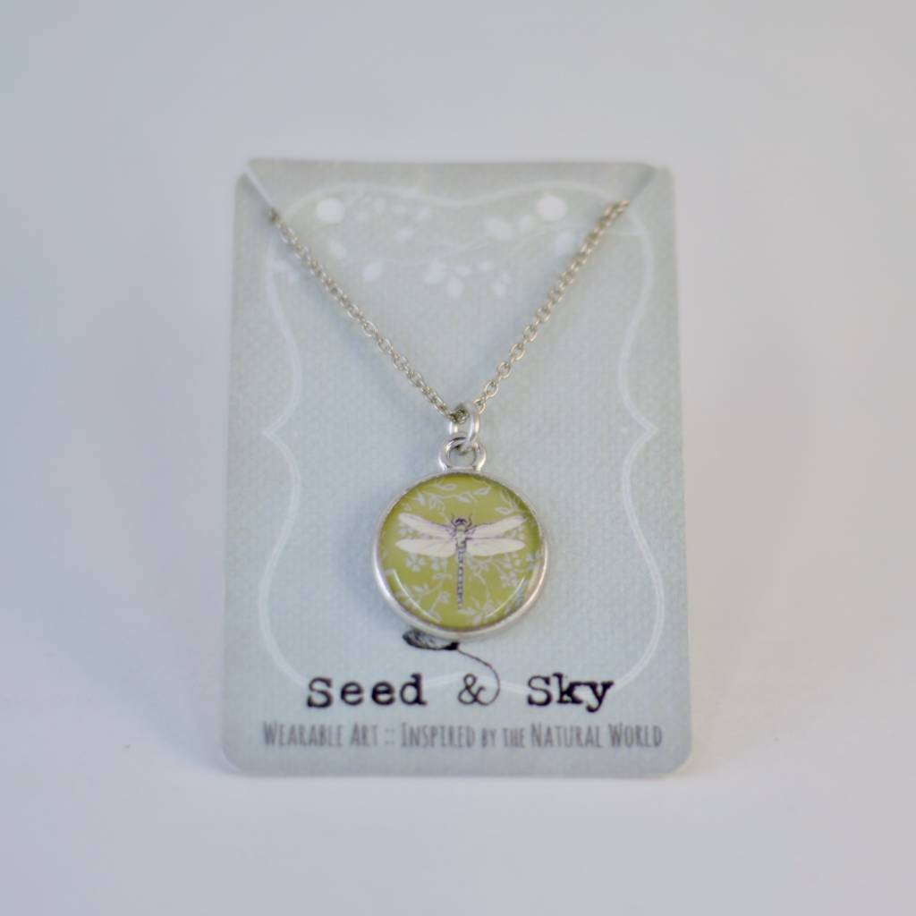 Seed & Sky Seed & Sky Dragonfly Collection
