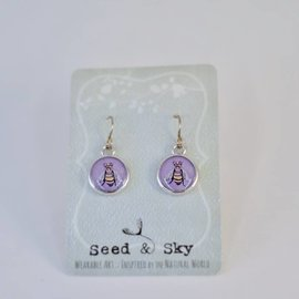Seed & Sky Seed & Sky Purple Bee Collection