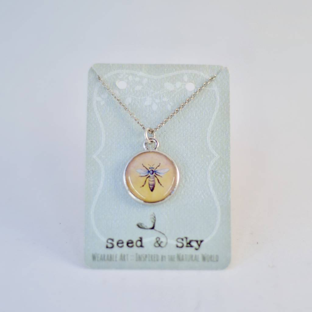 Seed & Sky Seed & Sky Yellow Bee Collection