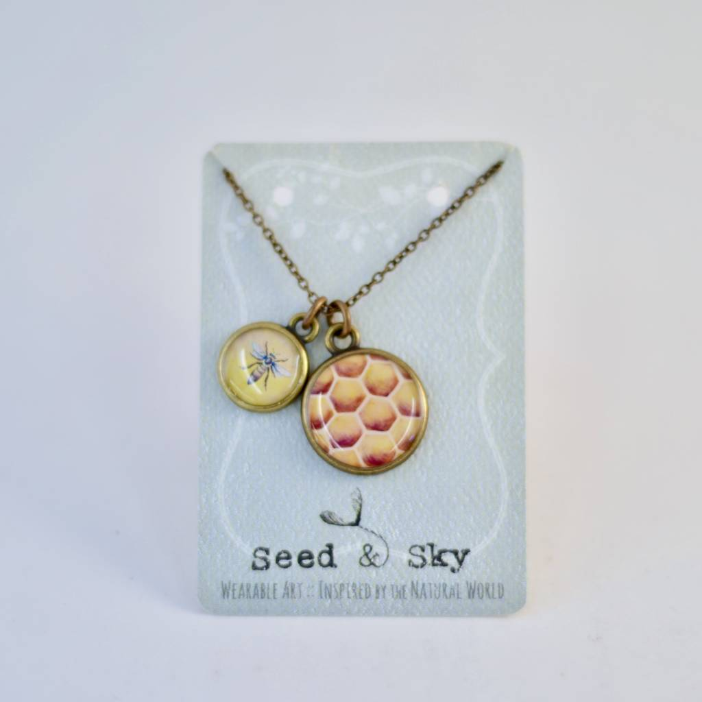 Seed & Sky Seed & Sky Honeycomb Collection