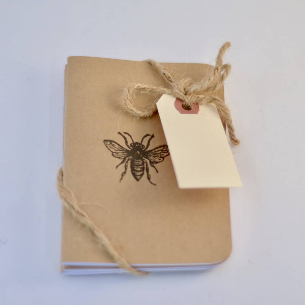 Kraft Paper Notebooks (3 pack)