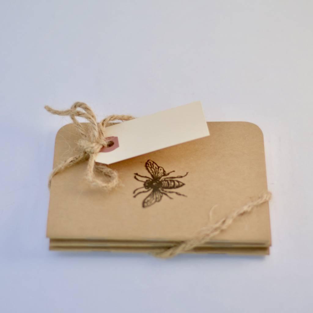 Kraft Paper Notebooks (3 pack)
