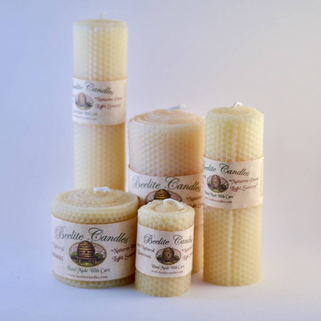 Beelite Hand Rolled Candles