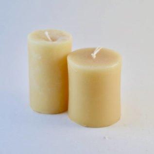 South Face Honey Lemongrass Column Candle