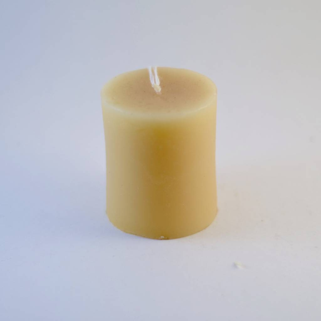 Lemongrass Column Candle